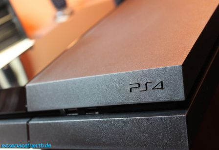 Playstation 4 Reparieren