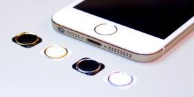 Home Button Ring iPhone 5